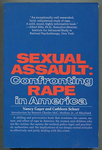 9780448115276: Sexual assault: Confronting rape in America