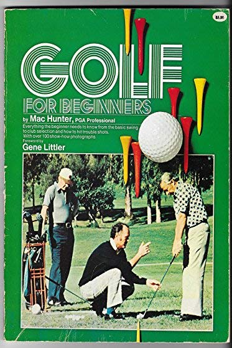 9780448115382: Golf for Beginners
