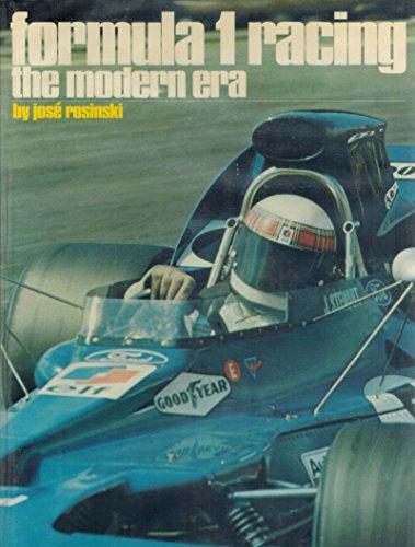 9780448115627: Formula 1 racing: The modern era