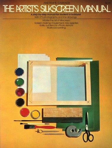 9780448115931: Artist's Silk Screen Manual