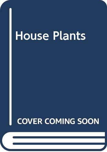 9780448116013: House Plants