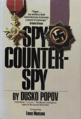 9780448116068: Spy/counterspy;: The autobiography of Dusko Popov