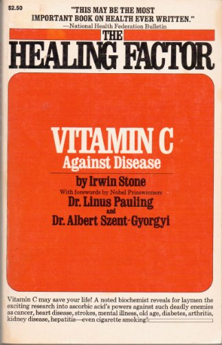 9780448116938: The Healing Factor: Vitamin C Against Disease