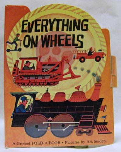 Everything on Wheels: Fold-A-Book: Art Seiden