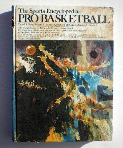 9780448118017: The Sports Encyclopedia: Pro Basketball