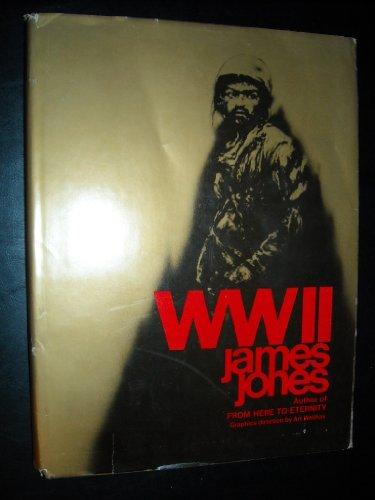 WW II ----SIGNED----: Jones, James