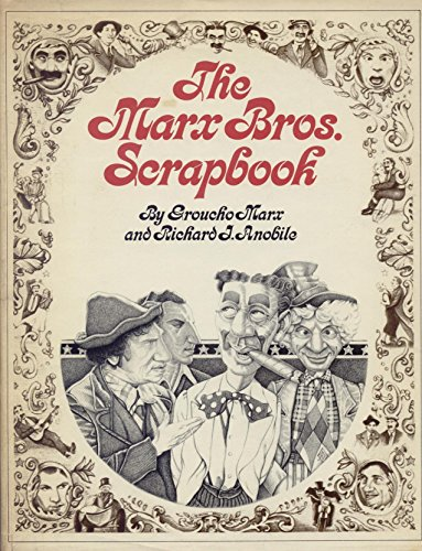 9780448119076: The Marx Bros. Scrapbook