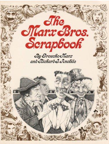 9780448119076: The Marx Bros. Scrapbook