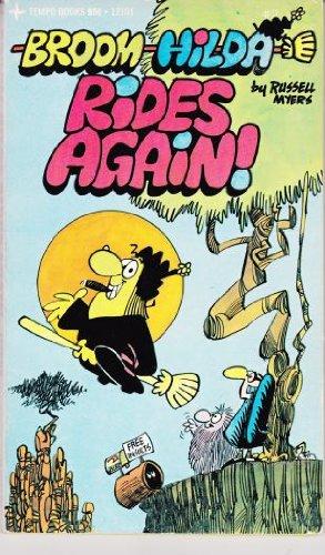9780448121017: Broom Hilda Rides Again!