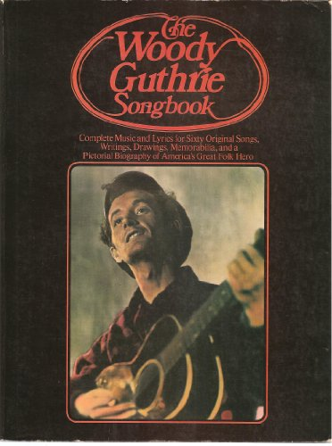 9780448121857: Woody Guthrie Sng Bk