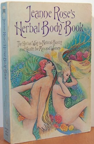 9780448122427: The Herbal Body Book