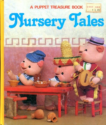 9780448122892: Nursery Tales, A Puppet Treasure Book