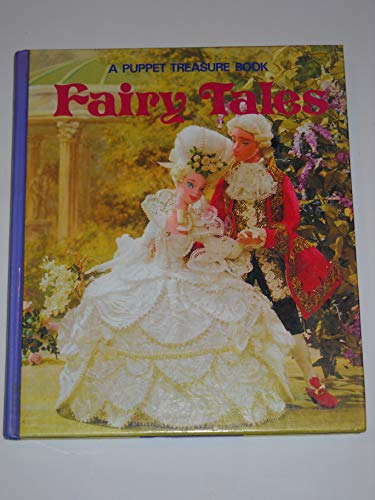 9780448122908: A Puppet Treasure Book of Fairy Tales