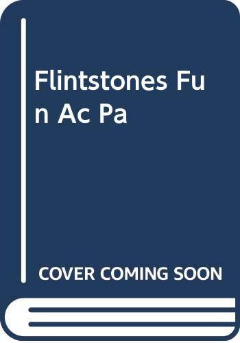 9780448122915: Flintstones Fun Ac Pa