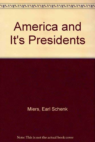 9780448123257: America and It's Presidents