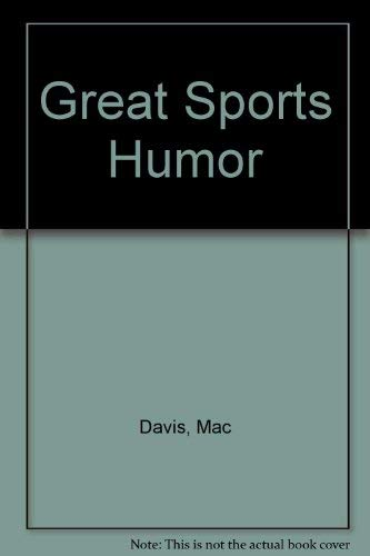 9780448123271: Great Sports Humor Pa