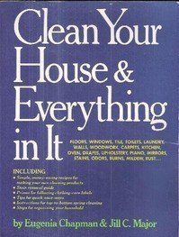 9780448123585: Clean your house & everything in it