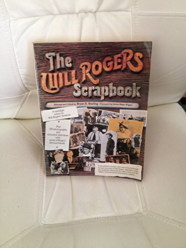 9780448123592: The Will Rogers Scrapbook