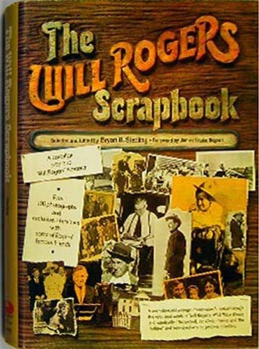9780448123622: The Will Rogers Scrapbook