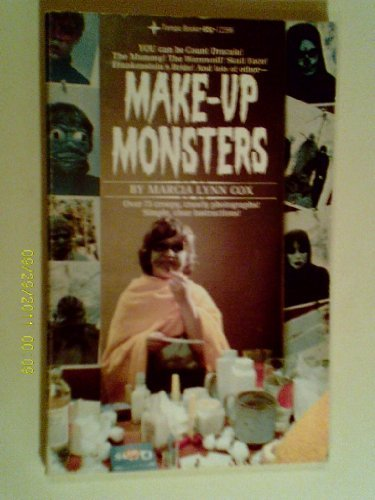 9780448123967: Make-up monsters (Tempo books)
