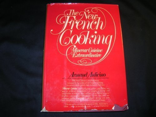 9780448124780: The new French cooking: Minceur cuisine extraordinaire