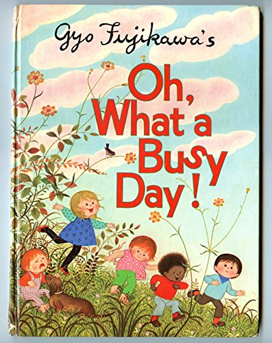 9780448125114: Oh What A Busy Day