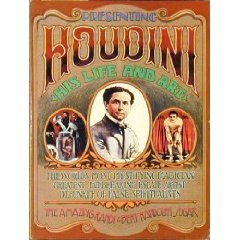 9780448125466: Houdini, His Life and Art