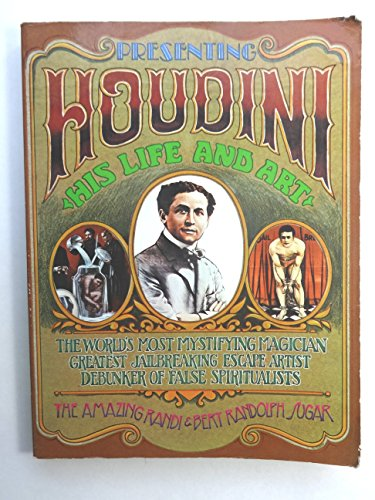 9780448125527: Houdini, His Life and Art