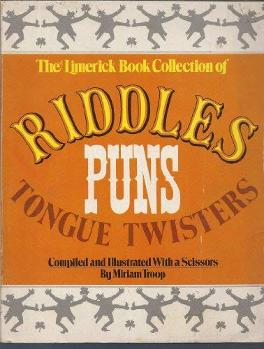 9780448125756: The limerick book collection of riddles, puns, tongue twisters