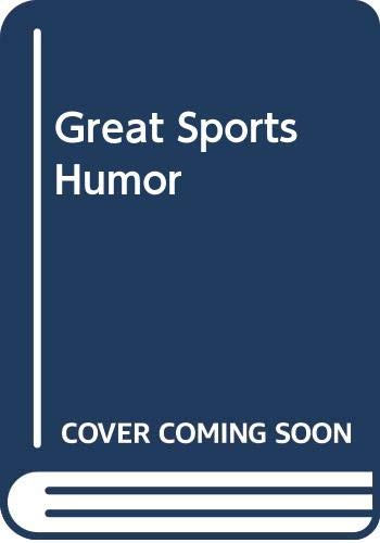 9780448125763: Great Sports Humor