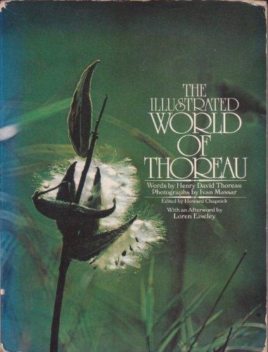 The Illustrated World of Thoreau: Chapnick, Howard