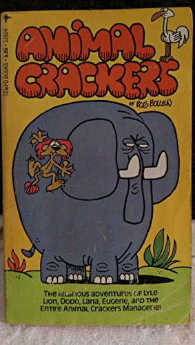 9780448126241: Animal crackers (Tempo books)