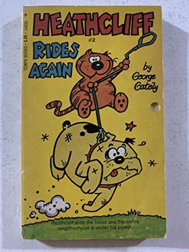 9780448126296: Heathcliff rides again (Heathcliff #2)