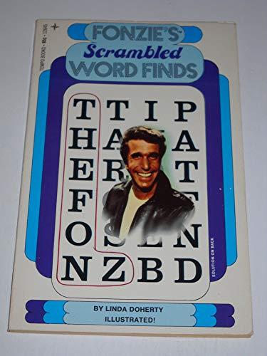 Fonzie's Scrambled Word Find.: DOHERTY, Linda.