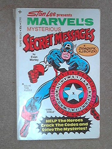 Stan Lee presents Marvel's mysterious secret messages (Tempo books) (0448127458) by Morley, Evan