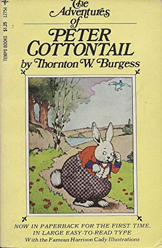 9780448127545: The Adventures of Peter Cottontail