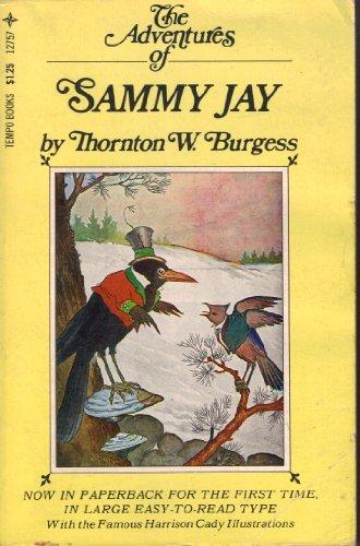 9780448127576: The Adventures of Sammy Jay
