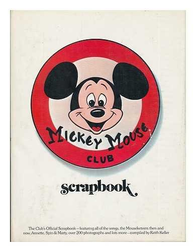 9780448127651: Mickey Mouse Club Scrapbook