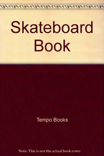 9780448127859: Skateboard Book