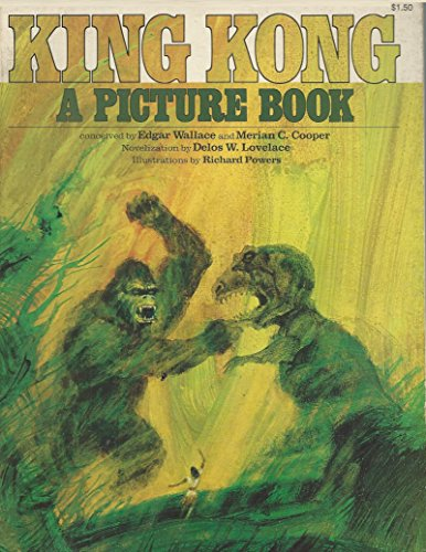 9780448127897: King Kong: A Picture Book (Elephant Books)