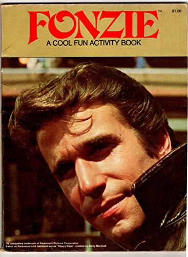 9780448127934: Fonzie: A cool fun activity book