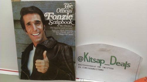 9780448128573: The official Fonzie scrapbook