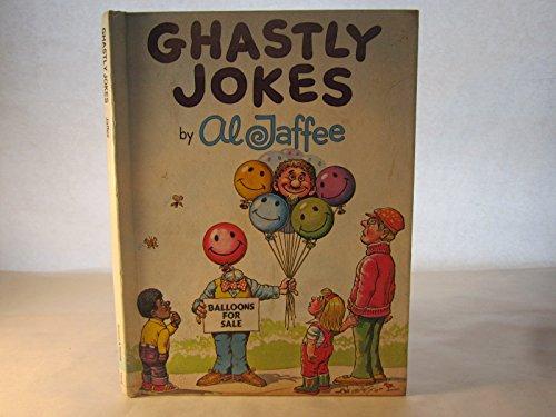 9780448128702: Ghastly jokes
