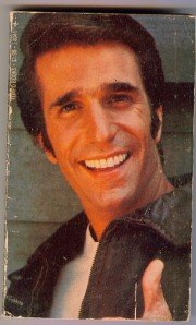 9780448128856: The official Fonzie scrapbook