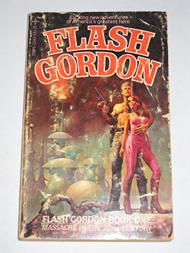 9780448129631: Flash Gordon: Massacre in the Twenty-Second Century