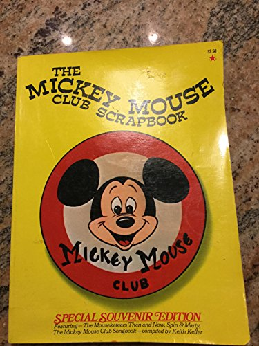 9780448129839: The Mickey Mouse Club Scrapbook: Special Souvenir Editiion