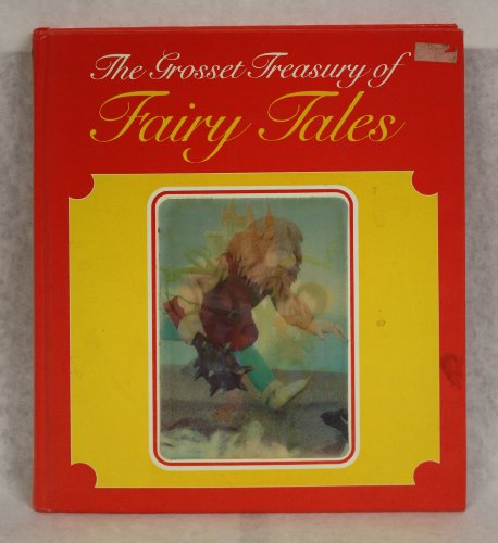 9780448129860: The Grosset Treasury of Fairy Tales