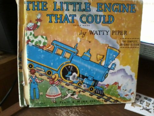 9780448130224: Little Engine That Could