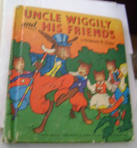 Uncle Wiggily and His Friends: Garis, Howard R.