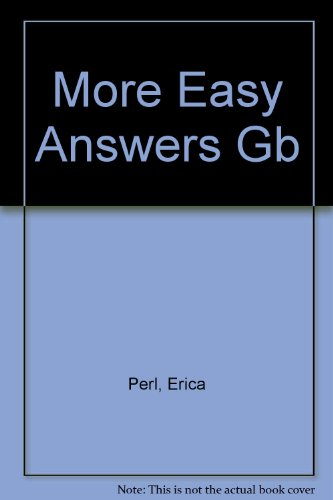 9780448130545: More Easy Answers Gb